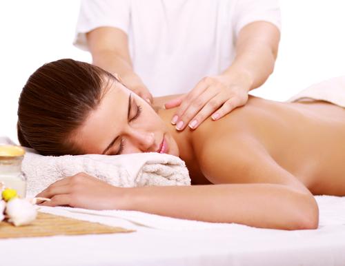 hotel in room massage