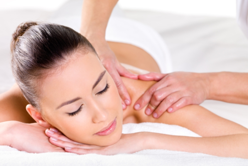 full body massage las vegas