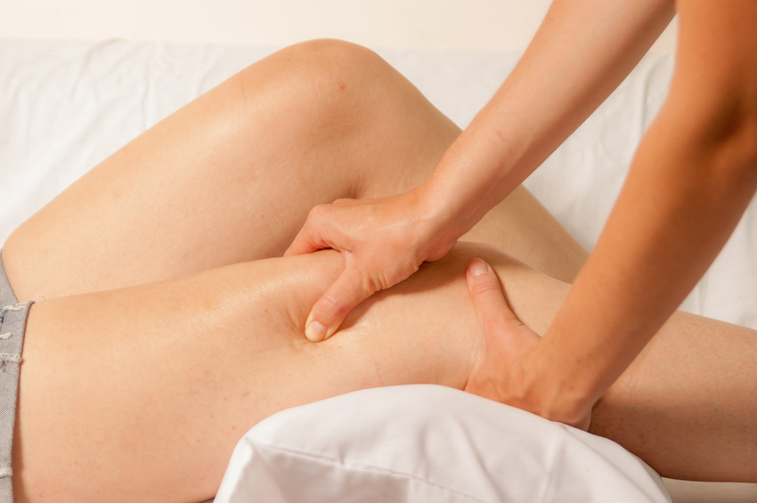 knee massage las vegas