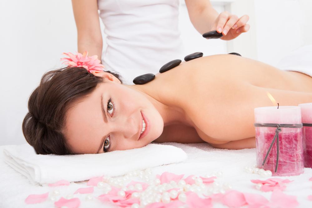 Heated Stone Massage Las Vegas
