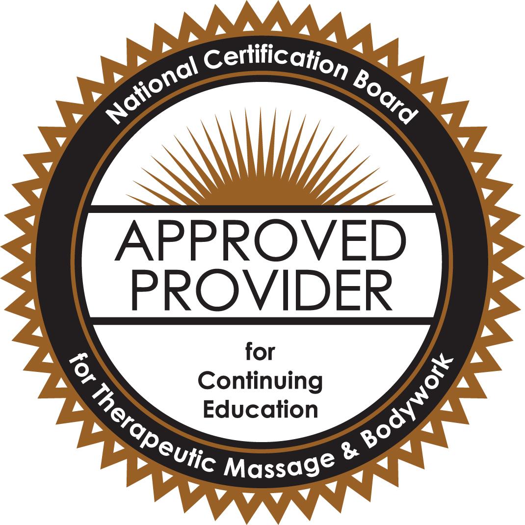 Approved Provider Logo - nctmb